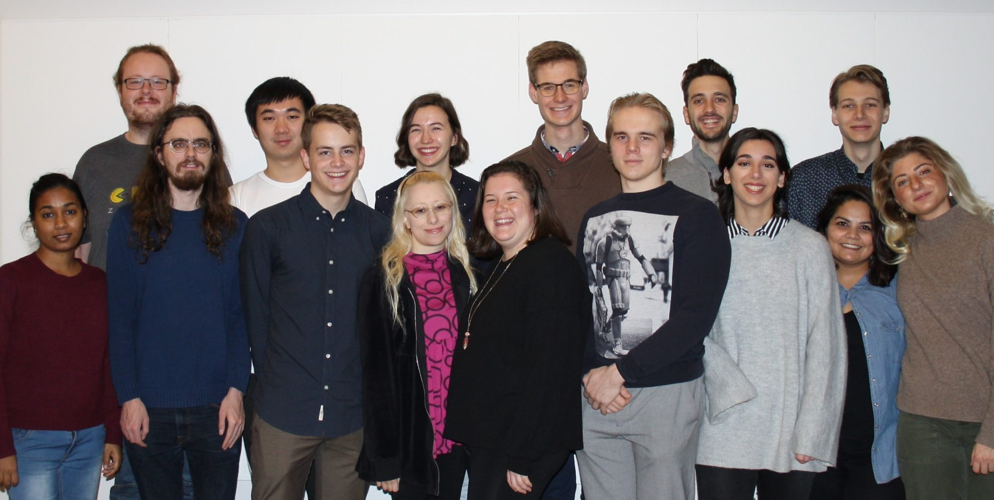 Uppsala University SensUs team